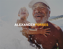 Alexander Forbes UX Design Project