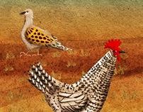 Hen & Dove
