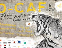 "D-CAF 2013   ""animal illustrations """
