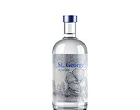 St. George Absinthe Re-Branding