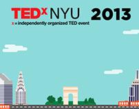 TEDxNYU 2013