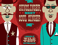 Gunslinger, Meet Soul Singer – Downtown Soulville