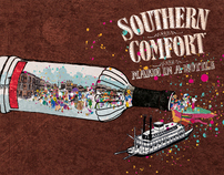 SOUTHERN COMFORT MARDI GRAS COMPETITION