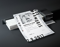 Vox Marmoris // Event Communication