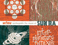 Interplanetary Remixes: WFMU vs SUN RA