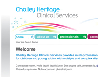 CHAILEY HERITAGE CLINICAL SERVICES WEBSITE