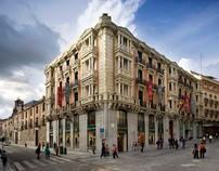 Rehabilitación y Reforma del COAAT, Madrid