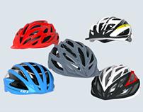 LGS Casques de vélo / LGS Bicycle helmets