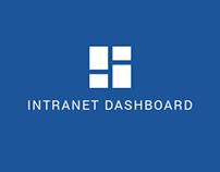 Religare Relizone Intranet Dashboard Design