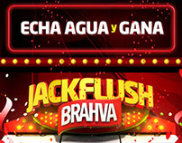 JACKFLUSH BRAHVA