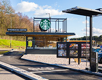Starbucks - Drive Thru (Keele South)