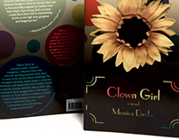Clown Girl Book Jacket