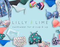 Lilly & Lime - marketing material