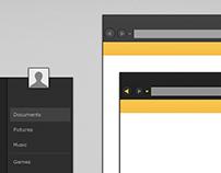 WT ETNEO | skin for Windows