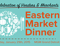 Eastern Market Vendors & Merchants Dinner