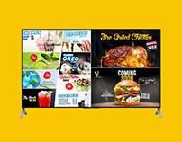 Coneheads Restaurant Digital Menu