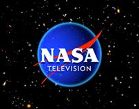 NASA TV Network Identity Package