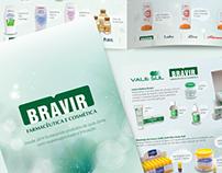 Catalogo Cosméticos Bravir