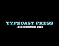 Typecast Press video