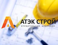 Branding ATEK STROY