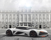 LADA Raven The Future Car