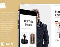 Seller WordPress Theme - Features