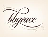 BBGRACE Logo Design Study