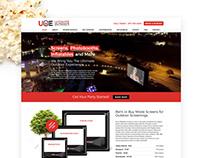 UOE Branding & Site