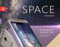 Promo for BQ Mobile