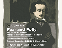 Fear and Folly: Poster Design