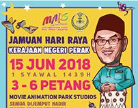 Chief Minister of Perak caricature