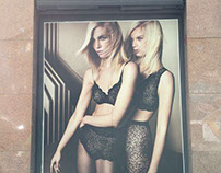 WOLFORD Windows Display