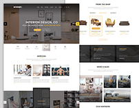 InteriArt - WP Theme - Creative Version