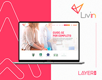 Webdesign - Liv'in