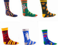 Open Thread Sock Designs