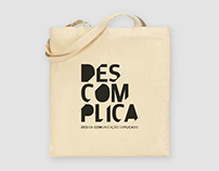 Descomplica - Design Comunicação Explicado | Logo