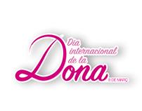 Promoción del día internacional de la mujer