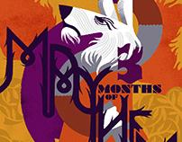 3 Months of Mayhem Poster