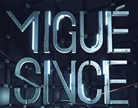 Lettering: Migué