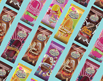Basant Ice Cream Packaging