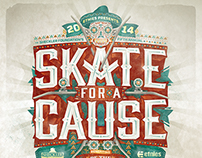 Skate for a Cause 2014
