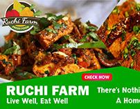 Banner for Ruchi farm