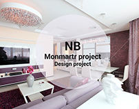 Monmartr Interior Design