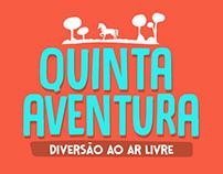 Quinta Aventura Branding