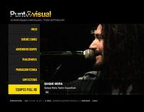 Punto Visual - Equipos Audiovisuales y Producción