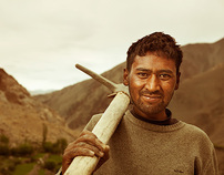 Ladakh's Road Workers