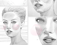 ILLUSTRATIONS: Fashion & Beauty 2