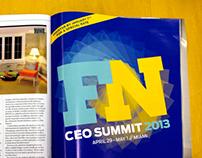 FN CEO Summit Branding