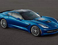 Chevrolet Corvette Stingray ZR1