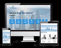 Blue Sky Group Website